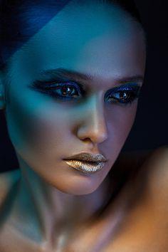 Glow. Makeup: Tanya Kosovan  Photographer: Marina Look Website: www.marina-look.com Model: Liza Severina