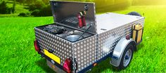 Adventure Trailers and Overland Trailers from AG Overland Adventure Trailers - Specialist Trailer Manufacturers