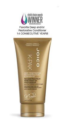 HAIR 2 GO - Joico - K-PAK - Deep-Penetrating Reconstructor Treatment for Damaged Hair 150ml, $26.95 (http://www.hair2go.com.au/joico-k-pak-deep-penetrating-reconstructor-treatment-for-damaged-hair-150ml/)