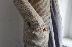 ♥ garter stitch
