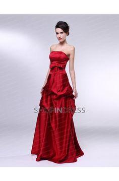 prom dress #red