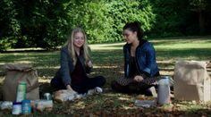 lily ouat | Once Upon a Time Season 4: Lily and Emma | Gossip and Gab