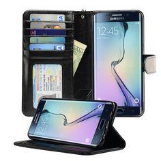 Samsung Galaxy S6 Edge Plus Wallet Case