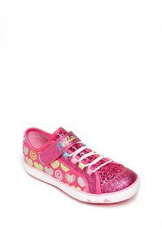 SKECHERS 'Bella Ballerina - Curtsies' Sneaker (Toddler, Little Kid & Big Kid) available at #Nordstrom
