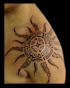 resultado de imagen de sun tattoo maori tatuajes pinterest tattoo tattoo designs and maori. Black Bedroom Furniture Sets. Home Design Ideas