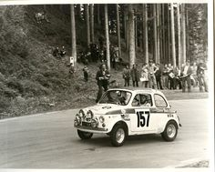 1972 Rallye de Lorraine - Gebr. Thomas