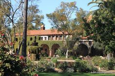 """The Mission at San Juan Capistrano is one of the most beautiful and serene places I have ever found myself.  It is a """"must visit""""....and more than once!"""