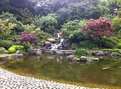 Kyoto Gardens in Holland Park, London