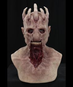 Horseman of Pestilence Silicone Mask