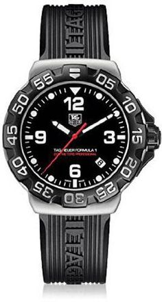 Tag Heuer Formula 1 Mens Watch WAH1110.FT6024 from Tag Heuer @ TAG-Heuer-Watches .com