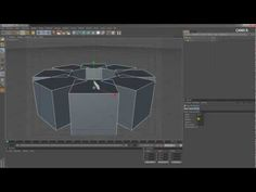 Cinema 4D: Das Array-Objekt - YouTube