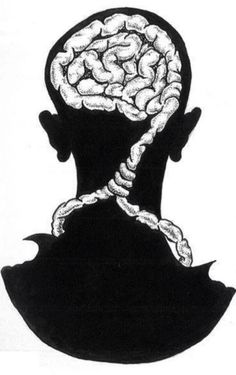 Suicide - depression - broken - mind - hurt - selfharm - rope - anxiety