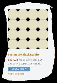 Original features.com Decimal Number, Tiles, Black And White, The Originals, Stuff To Buy, Room Tiles, Black N White, Tile, Black White