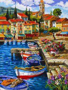 Mediterranean Keyside