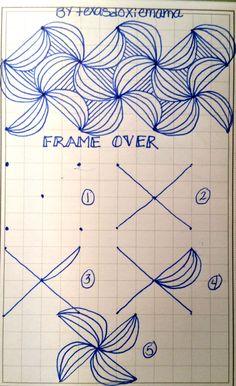 https://flic.kr/p/o5R2Ca | Frame over tangle