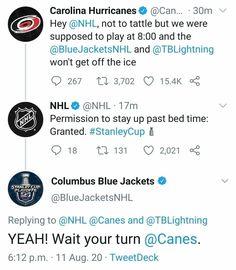 Funny Hockey, Hockey Memes, Hockey Quotes, Sports Memes, Rugby Sport, Blackhawks Hockey, Carolina Hurricanes, I Dont Like You, Hockey Stuff