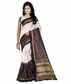 0782ba9edb 14 Best Bhagalpuri Saree images in 2018 | Blouse online, Designer ...