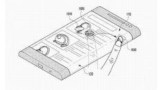 Samsung explains how you might use its three-sided smartphone | News | Geek.com