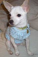 Off the Loom: Knifty Knitter Chihuahua or Small Dog Sweater Instructions.