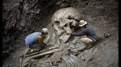 Cases of walking human giants have long been the stuff of ancient Amazonian folklore, and since many of these skeletons, which in some cases measure up to three meters in height were found in the nearby areas of the Amazonian rainforest, it may prove that such giants, which date back to 1400 and 1500 AD, actually existed.