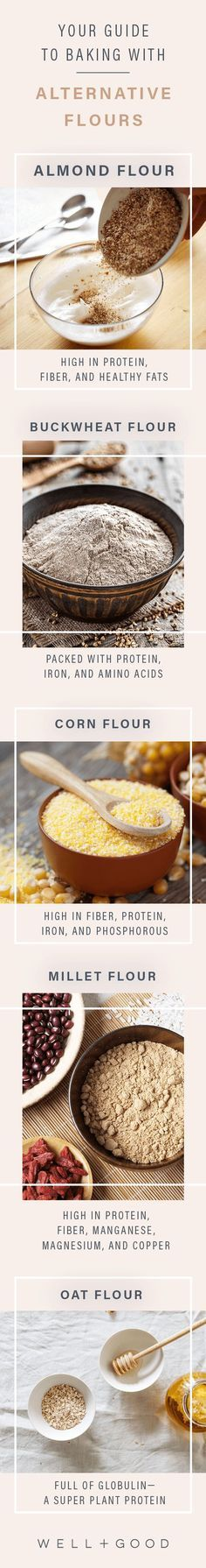 How to cook with alternative flours