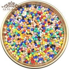 Sieraden accessoires/21 Kleur 2mm 1500 stks 20g diy rocailles/kralen voor sieraden maken/bead voor kleding of sieraden ontwerp