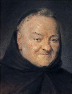 Father Emmanuel - Maurice Quentin de La Tour