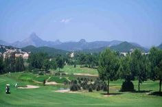 Golf Course Santa Ponsa I in Majorca, Spain - From Golf Escapes