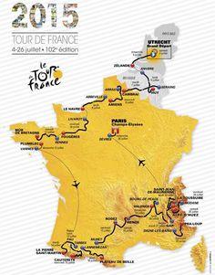 JORGE EDUARDO FONTES GARCIA - IN FOCUS: Tour de France 2015 - , já imaginou se fosse aqui ...