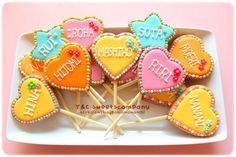 name lollipop cookies