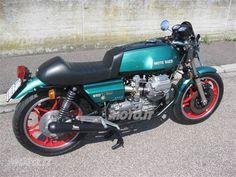 Moto Guzzi  850 le mans 1