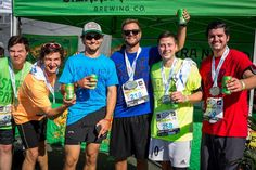 We love these guys from @louderspace! Enjoy your weekend everyone! Cheers to great running and refreshing brews. @sierranevada #lexuslaceup #werunsocal