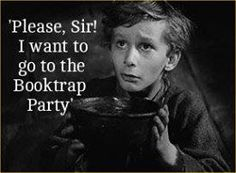 Booktrap's 1st Birthday Party  Sunday 1st February 2015 on Facebook
