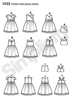 be your own designer with inspired by project runway dresses for toddlers and   children. dresses feature full skirt, tulle ruffle, scoop neck with collar or v neckline, option of bow at waist and trim   variations.