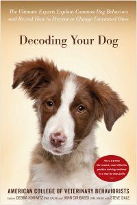 Decoding Your Dog - American College of Veterinary Behaviorists.: Decoding Your Dog - American College of Veterinary Behaviorists… Dog Training Books, Best Dog Training, Potty Training, Training Online, Toilet Training, Training Classes, Free Training, Dog Separation Anxiety, Dog Books