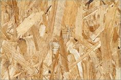Photo of osb seamless texture  orientated strand board  , an engineered wood product