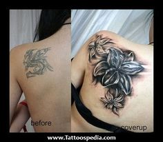 Cover Up Tattoo Flowers Tats!!! | tattoos picture tattoo flowers