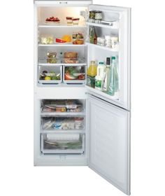 Buy Hotpoint NRFAA50P Tall Fridge Freezer - White at Argos.co.uk - Your Online Shop for Fridge freezers.