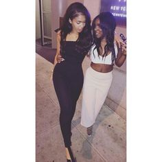 WEBSTA @ lori_harvey_ - You're my right hand, you're my go to