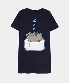 Pusheen Marshmallow Nap ladies junior T-shirt Pusheen T Shirt, Pusheen Shop, Pusheen Cat, Pusheen Birthday, Things To Buy, Lady, Sweatshirts, Mens Tops, Clothes