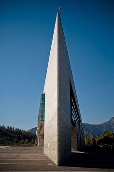Vitacura's Civic Center - Santiago, Chile