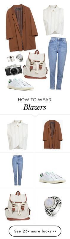 """Untitled #130"" by fradoria on Polyvore featuring Zara, Topshop, Miss Selfridge, adidas, Wet Seal, Accessorize and Bling Jewelry"