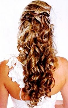 Superb Half Up Hair Half Up And Long Hair On Pinterest Hairstyle Inspiration Daily Dogsangcom