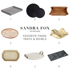 Home Goods, Fox, Tray, Interior, Indoor, Trays, Interiors, Foxes, Board