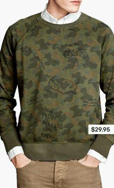 Dope sweatshirt H&M
