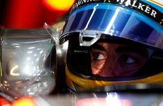 Alonso trabajará en el simulador de McLaren antes de correr el GP de Malasia.