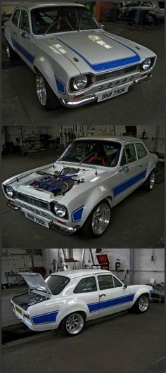 old skool escort - Auto Car İnsurances Ford Rs, Car Ford, Ford Motor Company, Ford Escort, Escort Mk1, Retro Cars, Vintage Cars, F100, Ford Capri