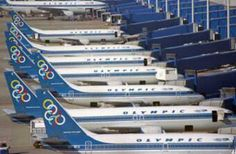 """""""Welcome to Athens! Olympic Airlines, Air Hostess Uniform, European Airlines, Aircraft Pictures, Cabin Crew, Back In The Day, Athens, Cool Toys, Vintage Posters"""