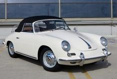 1962 #porsche 356B Cabriolet