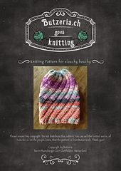 """Tolle Beanie Mütze mit einem einfach Muster von """"wandernden"""" rechten Maschen. Dies gibt einen tollen Effekt und der Beanie ist super elastisch. Super, Knitting, Pattern, Beanies, Amazing, Simple, Ideas, Tricot, Cast On Knitting"""